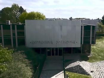 20 ANS de l'Imprimerie Nationale