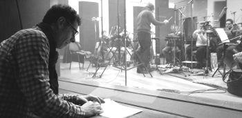 Séance d'orchestre – Musique à l'image – 01/2016